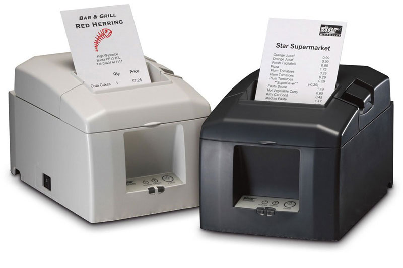 Credit Card Receipt Printers
