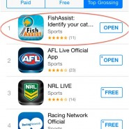 Australian Mobile App Developer Reaches #1 With Mobile Fishing App