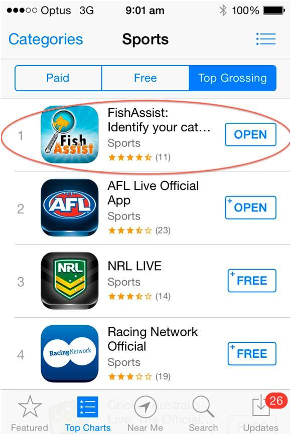 Australian Mobile App Developer Reaches #1 With Mobile